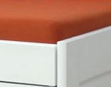 detail rovný roh